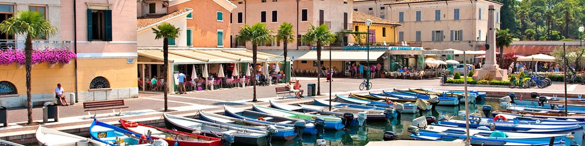 Italy, Lake Garda with Aquilium Travel