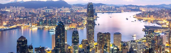 Aquilium Travel featured destinations - Hong Kong